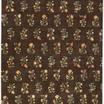 Lalitpur Brown Rug