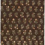 Lalitpur Brown Rug