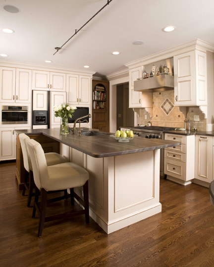 The Hall Design Group – Drummond Kitchen