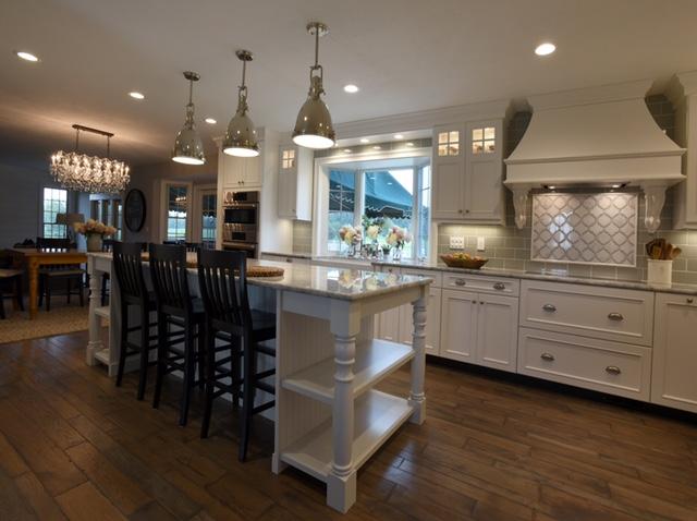 The Hall Design Group – Fenn Kitchen