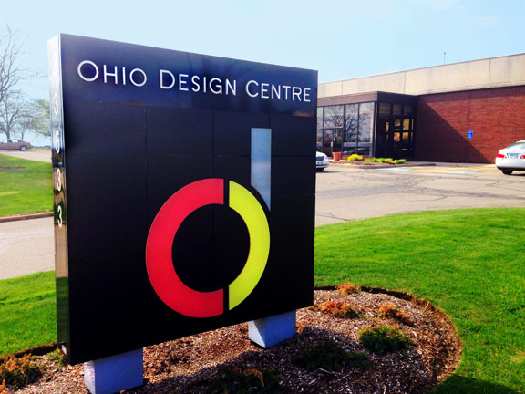 The Ohio Design Centre showrooms