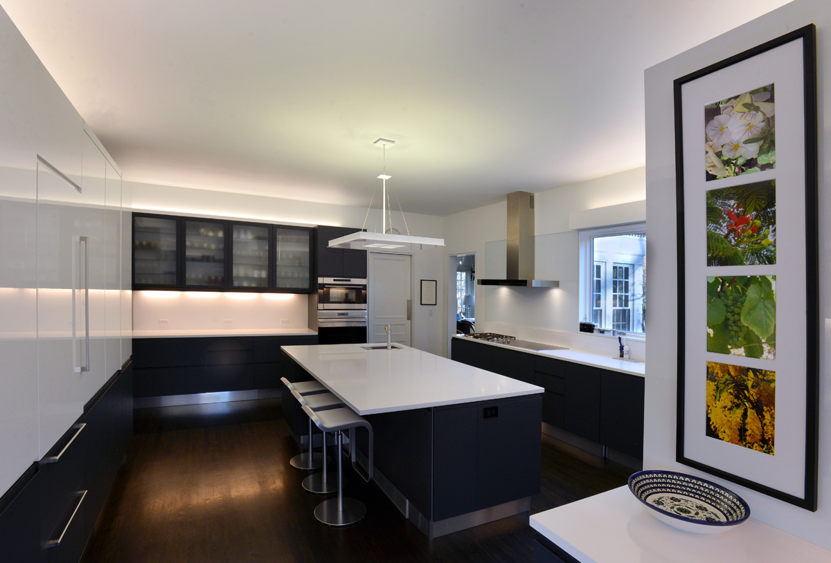 The Hall Design Group – Southpark Kitchen