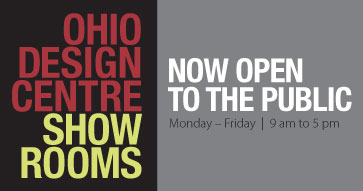 Ohio Design Centre now open to the public